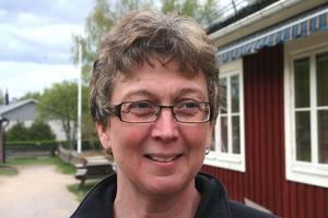 Carina Ersson från Skarvtjärn är den färskaste i raden av rektorer i Nordanstig