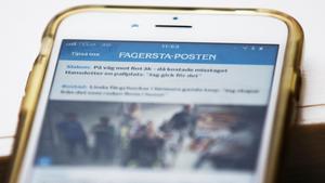 ► MMS/SMS:a till 72 023 eller mejla redaktionen@fagersta-posten.se