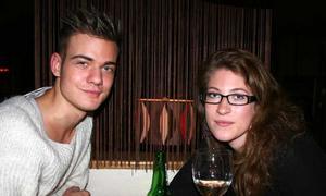 Tabazco. Andreas och Felicia