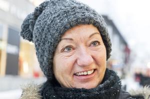Nevia Sternad, Örnsköldsvik: – Åka och hälsa på min dotter i Göteborg.