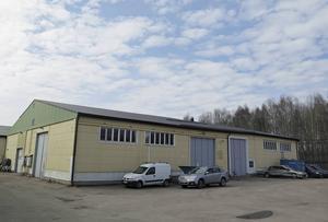 Hit till den här lokalen på Näringen har Jädraöl flyttat sitt bryggeri.