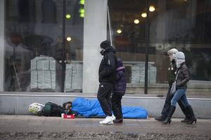 livskvalitet. Vi närmar oss alltmer en punkt där det är vi mot dom, skriver föreningen Slussa Vänner. Foto: Leif R Jansson/ TT