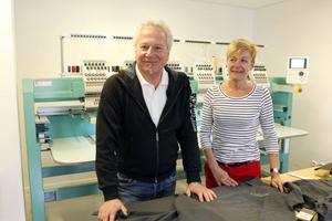 Arne och Ingmari Hultman räknar med att utöka personalstyrkan i sitt företag. De vill gå från dagens två anställda (de själva) till minst sex.