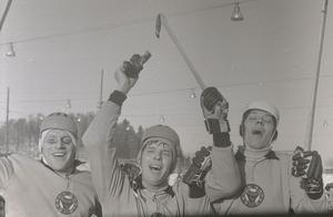 3 Mars 1969:  Omspel i semifinalserien är grejad.
