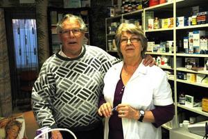 SLUTAR. I 30 år har Anita och Rune Zetterström innehaft hälsokostaffären i Tierp. Nu lämnar de över till en yngre förmåga.