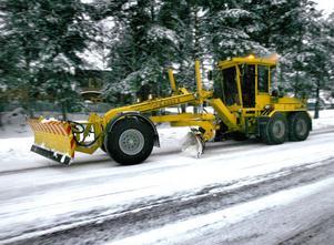Gatukontoret hoppas på ett snöfattigt slut på året.