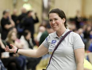 Lina Björklund.