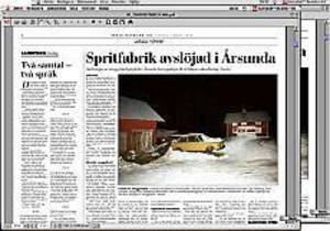 Ur Gefle Dagblad den 7 mars i år.