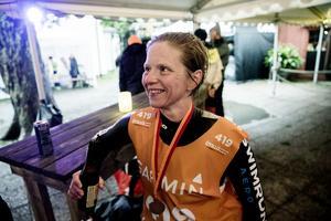 Marie Dasler från Garphyttan gjorde länets bästa resultat i 2017 års Ö till ö.