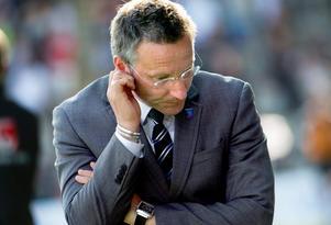 ÖSK-tränaren Sixten Boström var förstås missnöjd efter femte raka förlusten, 1–3 borta mot Syrianska.