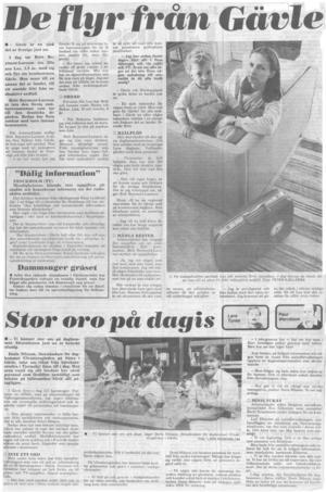 Arbetarbladet, 21 maj 1986.
