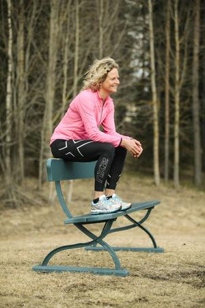 I höstas sprang Kajsa Eriksson New York Marathon. En upplevelse som inte blev vad hon tänkt sig.   – Jag hade väldigt höga förväntningar, men det var blåsigt och kallt och jag var förkyld, så det är inget jag tänker göra igen.