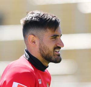 Sotirios Papagiannopoulos kan bli klubbkamrat med Modou Barrow i Swansea.
