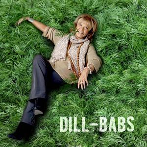 – När jag såg Dill-Babs, då höll jag på att skratta ihjäl mig, säger Barbro Lill-Babs Svensson.