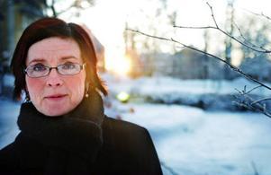 Catarina Lundström börjar i dag som krönikör här på LT:s kultursida. Foto: Joakim Rolandsson
