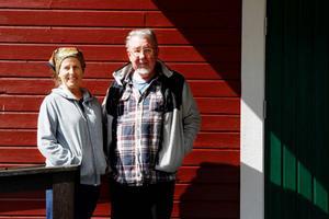 För Göte Svenson är det 46 år med dans på Sandviken i år och tillsammans med Arline Sarvell hålls dansbanekulturen vid liv.