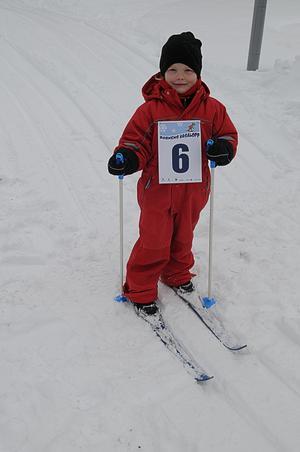Alva Danielsson, 5 år.