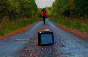 Bild tagen från Erica Skogens nya singel