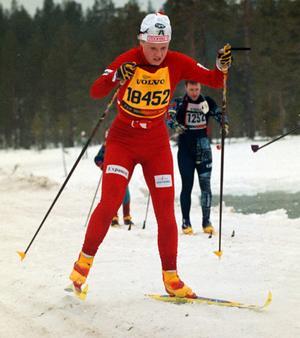 Karin Ersson, som tidigare hette Öhman, var framgångsrik i skidspåren. Hon har också intresserat sig för varför kvinnor förbjöds åka Vasaloppet efter 1923.