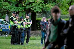 Poliserna i Sala ska bli fler. Arkivfoto: Mikael Stenkvist