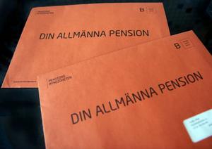 Med nästa års orange kuvert ska följa en pedagogisk sanning om hur länge du som enskild måste jobba för att nå samma pensionsnivå som dagens pensionärer.