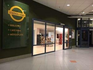 Råby bibliotek.