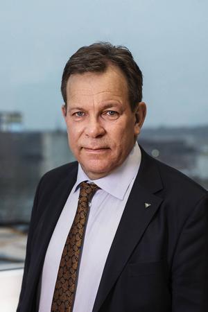 Pekka Kairento, regionskattechef för de fyra nordligaste länen.