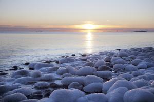 Där havet och livet möts. Så sammanfattas bilden av Nynäshamn.
