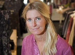 Annelie Ericsson, 41 år, butikschef på Noa Noa.
