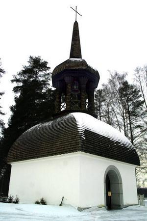 Klockstapeln i Sörberge är i akut behov av renovering. Församlingen hoppas nu kunna laga taket under 2015.