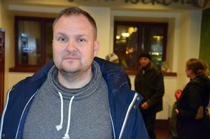Sammy Blomerus, 37, åker till Stockholm för att försöka påverka politikerna att agera för romernas sak.