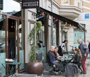 Palægade i Köpenhamn är en av stadens nya, heta krogar.