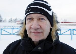 Tommie Jirhed. Foto:Jan Andersson