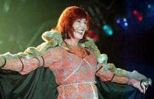 Kim Anderzon var en av artisterna under Storsjöyran 1997