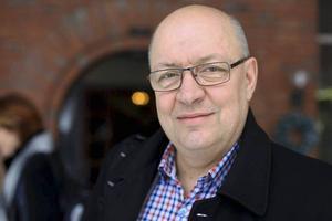 Ulf Berg, By. Ny bas för Jägareförbundet.