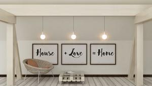 Omvandlingen till bostadsrätter möjliggör ett mer individuellt uttryck i inredningen.