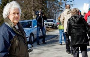 Diana Fernlund är en av de drivande i kampen mot prospekteringen och brytningen av uran. Hon ingår också i den interimsstyrelse som nu bildats och som ska lägga grunden i det fortsatta arbetet för att stoppa uranplanerna.