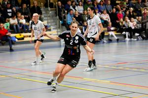 Anna Jakobsson avslutade sin aktiva karriär i Strand för tre år sedan.