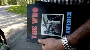 Omslaget pryds av Lasse Strids bild.