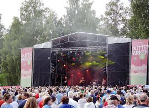 Festivalen Putte i Parken återvänder till Leksand för andra året i rad.