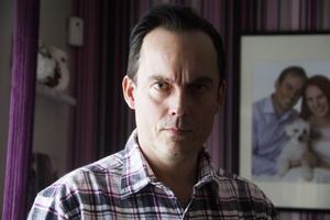 Dan Hörnings fascination för det mörka och makabra får utrymme i Seriemördarpodden.