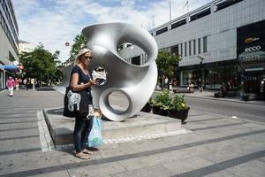 Riskerar den offentliga konsten att gå oss förbi? Det menar företrädare för Västerås Konstförening.