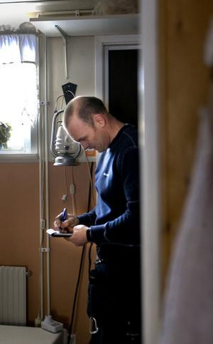 Det är inte boytan som räknas, utan den uppvärmda ytan i ett hus. Utnyttjandet av bastu och varma förråd påverkar deklarationen, berättar Peter Engstrand.