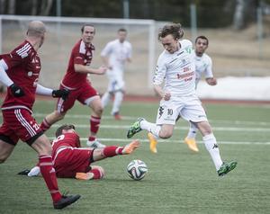 Ånges lagkapten lämnar klubben för seriekonkurrenten IFK Timrå.