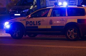 En Fränstabo greps under fredagskvällen misstänkt för misshandel.