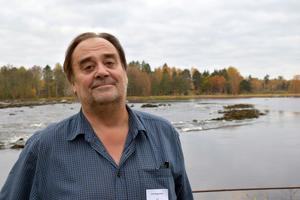 Erik Degerman, Sveriges lantbruksuniversitet.