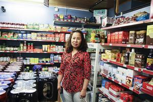 Kim Nguyen är osäker på om hon kan fortsätta driva sin butik.