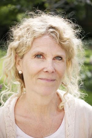 Trädgårdsmästaren Gunilla Welin Brook.