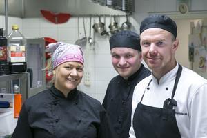 Köket på källbackens förskola är nominerat i två kategorier av White guides jury.Jenny Rönning, Gustav Rickardsson och Anders Danielsoon.