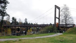 Redan under november månad kommer bron till Grönalid att börja rivas för att under vintern åter byggas upp i gen för att stå klar till sommaren.
